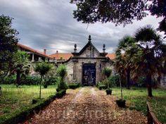 CELORICO DE BASTO (Portugal): Solar brasonado.
