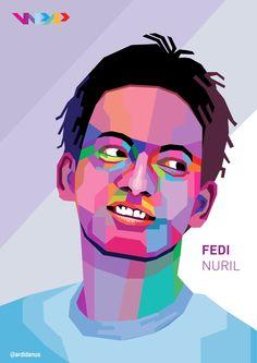 [SEMANGART BERKARYA] Fedi Nuril - Aktor film papan atas di Indonesia, yang selalu memberikan inspirasi dalam setiap peran yang dimainkannya.. . #wpap #fedinuril #wpapfedinuril #digitalart #artwork #vector #tracingvector #photoedit #photoediting #digitalediting