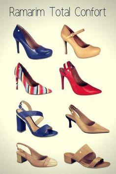 877e96365 Marca de Calçados Confortáveis Femininos Ramarim Total Confort Calçados  Femininos Confortáveis, Marcas De Calçados,