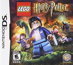 Lego Harry Potter: Years 5 – 7 – Nintendo DS http://gamegearbuzz.com/lego-harry-potter-years-5-7-nintendo-ds/