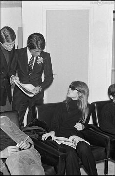 Jacques Dutronc and Françoise Hardy, 1967