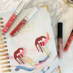DIY KYLIE COSMETICS PAPER CLIPS | FREE CUT FILE