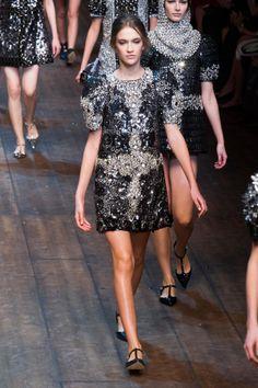 Dolce & Gabbana Desfiles | Milão | Inverno 2015 rtw