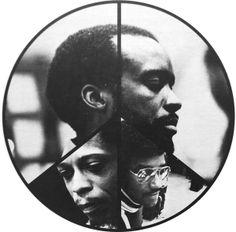 The Ahmad Jamal Trio - Ahmad Jamal, Ray Crawford, Eddie Calhoun.