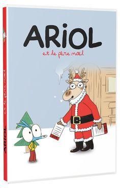 Ariol et le Père Noël en DVD - NEUF