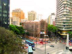my beautiful city - Belo Horizonte.