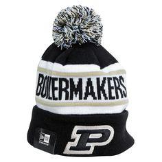 bbf4aa21d37 Purdue Boilermakers Biggest Fan Redux Knit Hat - Team Color - Campus Colors   purdueboilermakers Knit