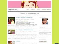 Screenshot Interesting Blogs