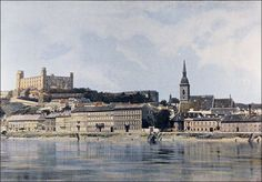 Bratislava, Historical Photos, Paris Skyline, Louvre, Urban, Building, Amen, Travel, Pictures