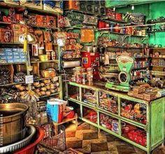 armazém antigo