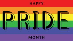 """Happy Pride Month"" #HappyPrideMonth  #BeProud Amazing Funny Facts, Firefighter Recruitment, Daly City, Happy Wallpaper, Letter To The Editor, Court Judge, Westchester County, Myoui Mina, Hudson Valley"