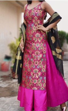 Indian Fashion Trends, Indian Designer Outfits, India Fashion, Designer Dresses, Indian Suits, Punjabi Suits, Traditional Fashion, Traditional Outfits, Churidar