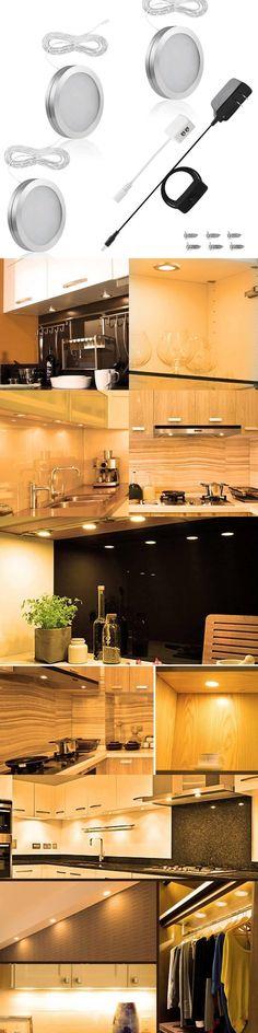 13 best led under cabinet lighting images rh pinterest com