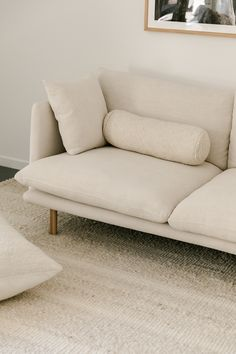 Modern couch for the living room Condo Living, Living Room, Brown Furniture, Beautiful Interior Design, Beige Walls, Minimalist Home, Dream Bedroom, Sofa Design, Decoration