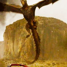 """Let's Talk About Drogon On This Week's """"Game Of Thrones"""""""