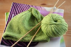 New to knitting?? A Beginner's Guide to Knitting: Equipment.