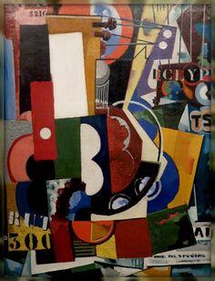 cubism-art:Brut (300 TSF) 2 via Amadeo de Souza Cardoso