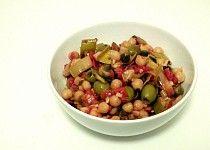 Cizrna po italsku New Menu, Quinoa, Dog Food Recipes, Beans, Food And Drink, Vegetables, Fitness, Chickpeas, Petra