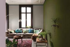 Dulux's 'New Romanticism' palette