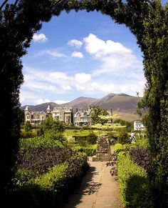 The Lake District, England.
