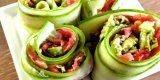 CHRISTMAS SPECIAL: Komkommerrolletjes met avocado-creme | SimKookt
