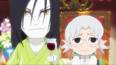 Rock Lee and His Ninja Pals SD #naruto #sd #orochimaru #kabuto #rocklee #rock_lee