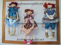 bonecas de pano country - Pesquisa Google
