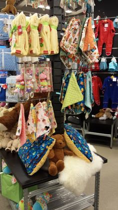 Loolyby products at Babyringen