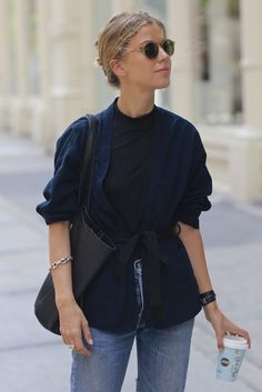 Taste of New York City: Sophie Buhai spotted in the village