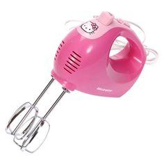 Hello Kitty Hand Mixer