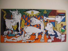 Colorido en Guernica