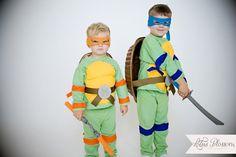 disfraz casero tortuga ninja