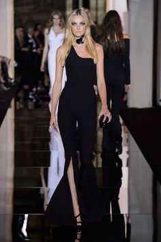 50 photos of Versace at Couture Spring 2015.