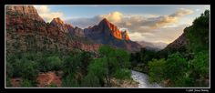 Zion - HDR Pan | Flickr - Photo Sharing!
