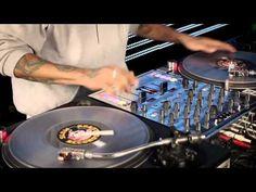 DJ Craze - DJ Routine [inthemix]