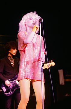 Debbie Harry, Blondie (1979)