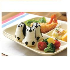Pinguin Onigiri Maker - Bento Shop