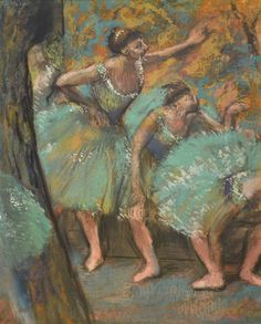 The Dancers, 1898, Edgar Degas (1834-1917) | by Lightbender
