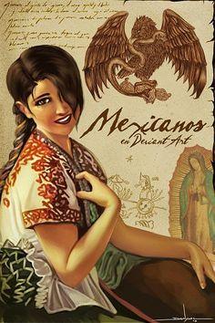 ID Mexicanos by mexicanos.deviantart.com