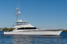Find thousands of New & Used Luxury Yachts, Boats, Sportfish Outboard Motors, Engines, Trailers and More. Fishing Yachts, Sport Fishing Boats, Yacht For Sale, Riva Boat, Yacht Boat, Yacht Design, Boat Design, Hatteras Yachts, Boats