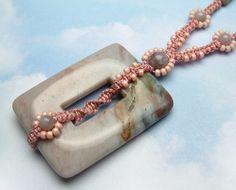 monicas cottage necklace