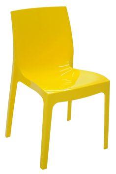 Foto principal de Cadeira ALICE Amarela Tramontina 92037/000