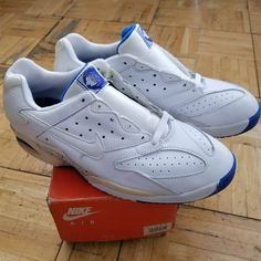 best service 87921 8de75 Very rare Deadstock Agassis 59, Air Tech Challenge Pro 3 lows 1990. Never  worn