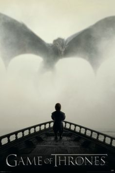 Game of Thrones - Lion & A Dragon Posters hos AllPosters.no