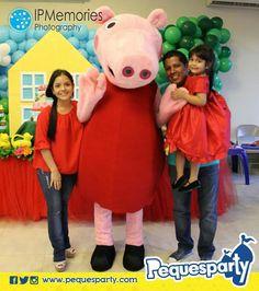 Feliiiiiz Lunes dice nuestra Peppa somos especialistas en fiestas todo incluido.  Fiestas PequesParty La Fábrica de Sonrisas  #Venezuela #Maracaibo #Occidente #Peppa #personajes #fiestas #happy #pig #love #cool #yeah #mcbo #a #eventos