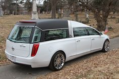 2016 Cadillac XTS Crown Regal Cotillion Hearse by Armbruster Stageway