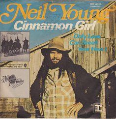 NEIL YOUNG CINNAMON GIRL