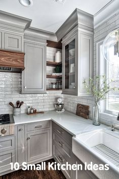 40 Best Modern Farmhouse Kitchen Decor Ideas And Design Trend In If you are looking for [keyword], You come to the right place. Below are the 40 Best Modern Farmhouse Kitchen Decor Ideas And Des. Farmhouse Kitchen Cabinets, Kitchen Cabinet Design, Kitchen Countertops, Kitchen Backsplash, Kitchen Designs, Soapstone Kitchen, Kitchen Cabinetry, Kitchen Sinks, Backsplash Ideas