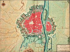 Maps: Map of Maastricht 1479 Middle Ages, Vintage World Maps, Chart, City, Artwork, Pictures, Painting, October, Photos