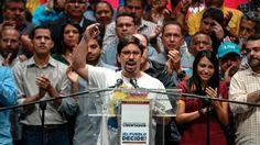 """Diario En Directo: La oposición en Venezuela da por iniciada la """"hora..."""